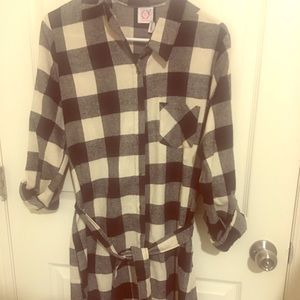 Plaid dress! (New with tags)